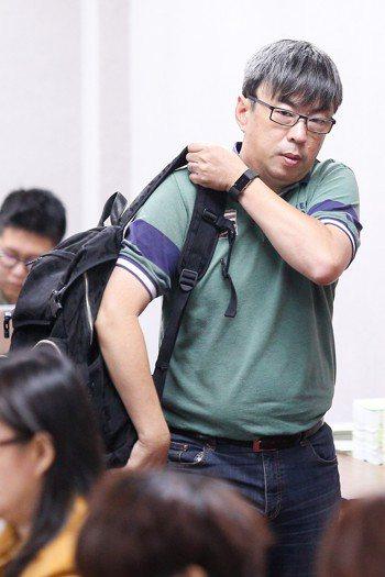 民進黨立委段宜康。記者林伯東/攝影