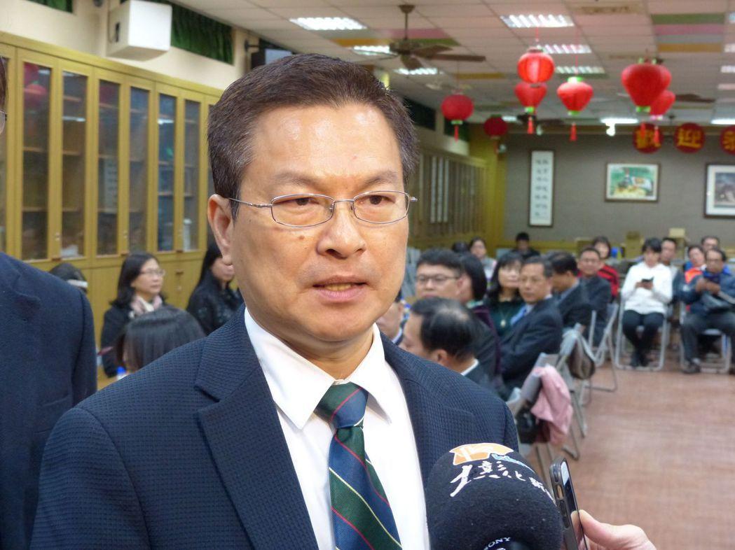 魏明谷表示對判決不服,登報道歉「無可奈何」。 圖/聯合報系資料照片