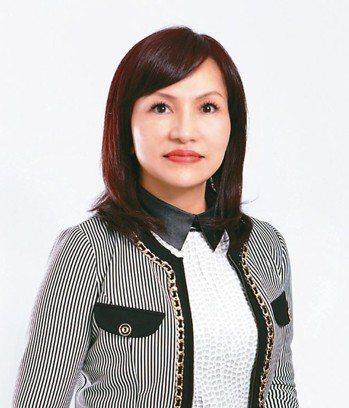 公勝保經行銷副總蔡惠琴。 圖/蔡惠琴提供