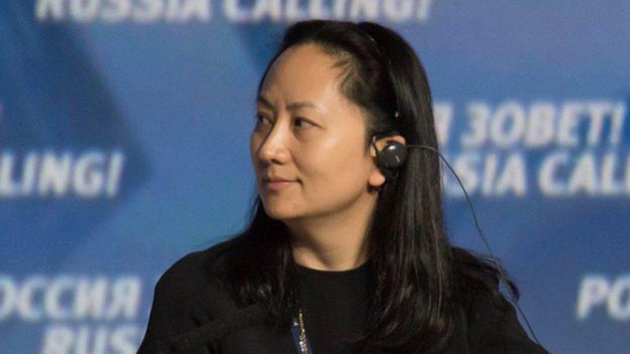 華為財務長孟晚舟被控觸犯美國對伊朗制裁,本月1日在加拿大被捕。 路透