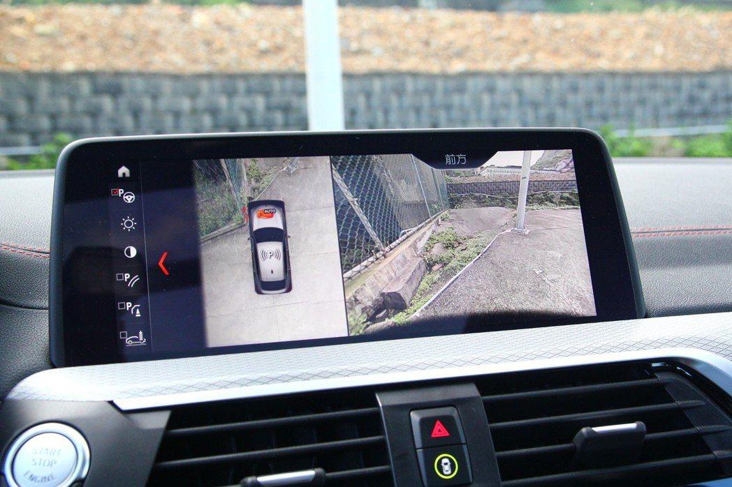 360度環景輔助攝影。 記者張振群/攝影