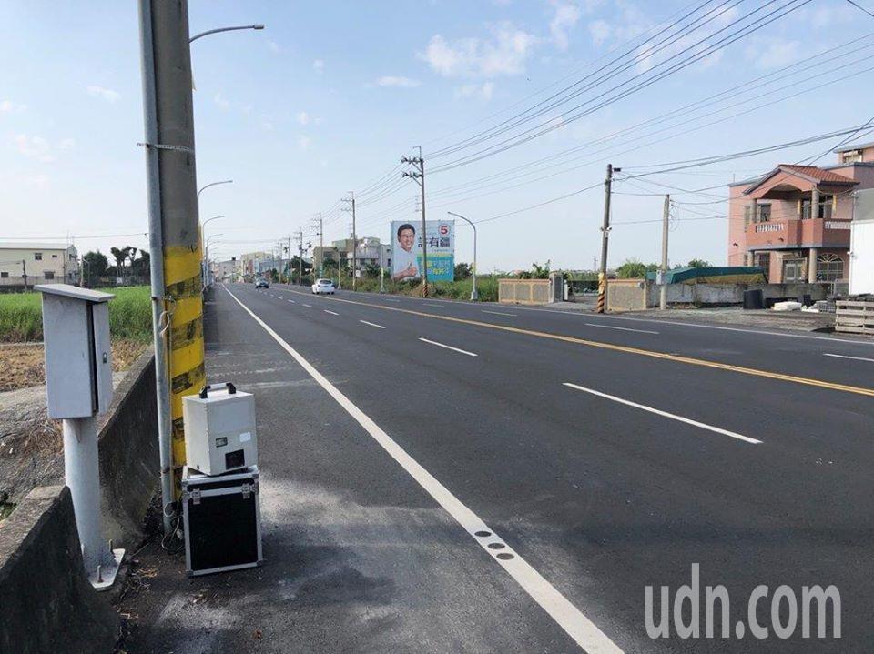 重大交通路段除了測速照相,將加強違規取締。記者謝恩得/翻攝