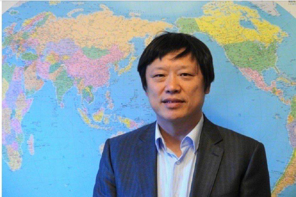 環球時報總編輯胡錫進。報系資料照