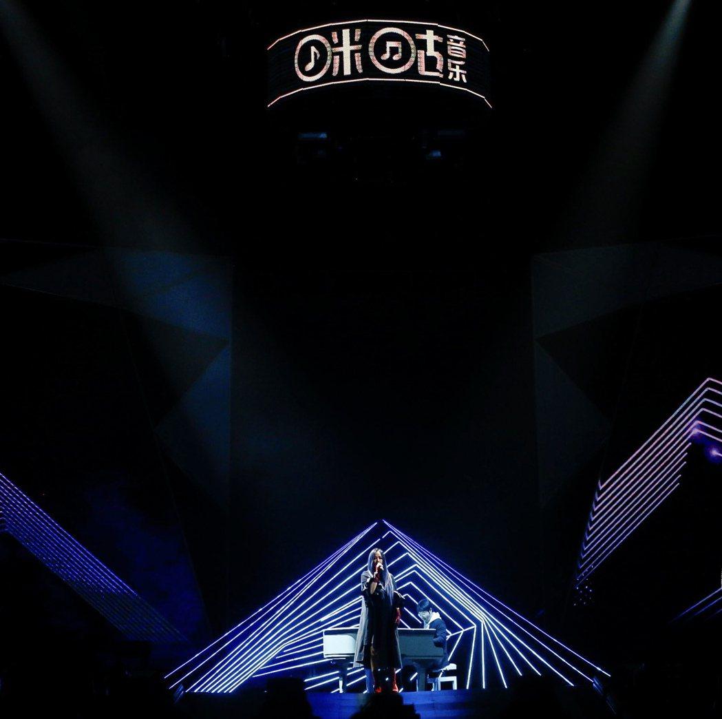 張惠妹今年將在台北擔任壓軸跨年嘉賓。圖/咪咕音樂提供