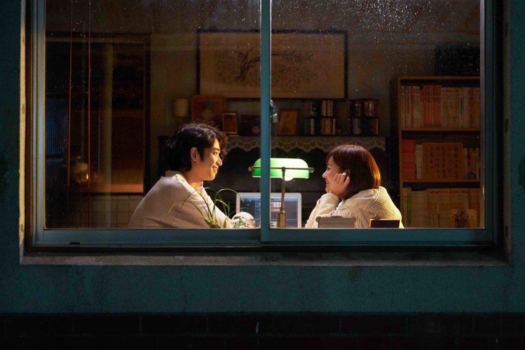 劉以豪、陳意涵主演「比悲傷更悲傷的故事」在台票房已破億。圖/傳影互動提供