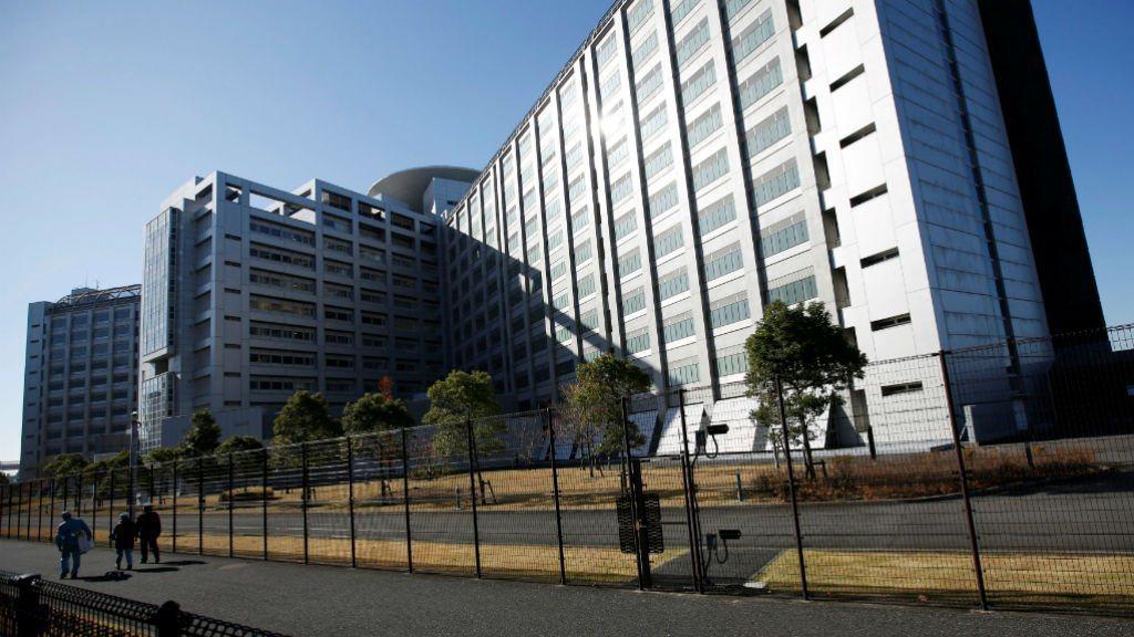 戈恩與凱利被羈押在位於東京小菅的東京拘留所內。(路透)