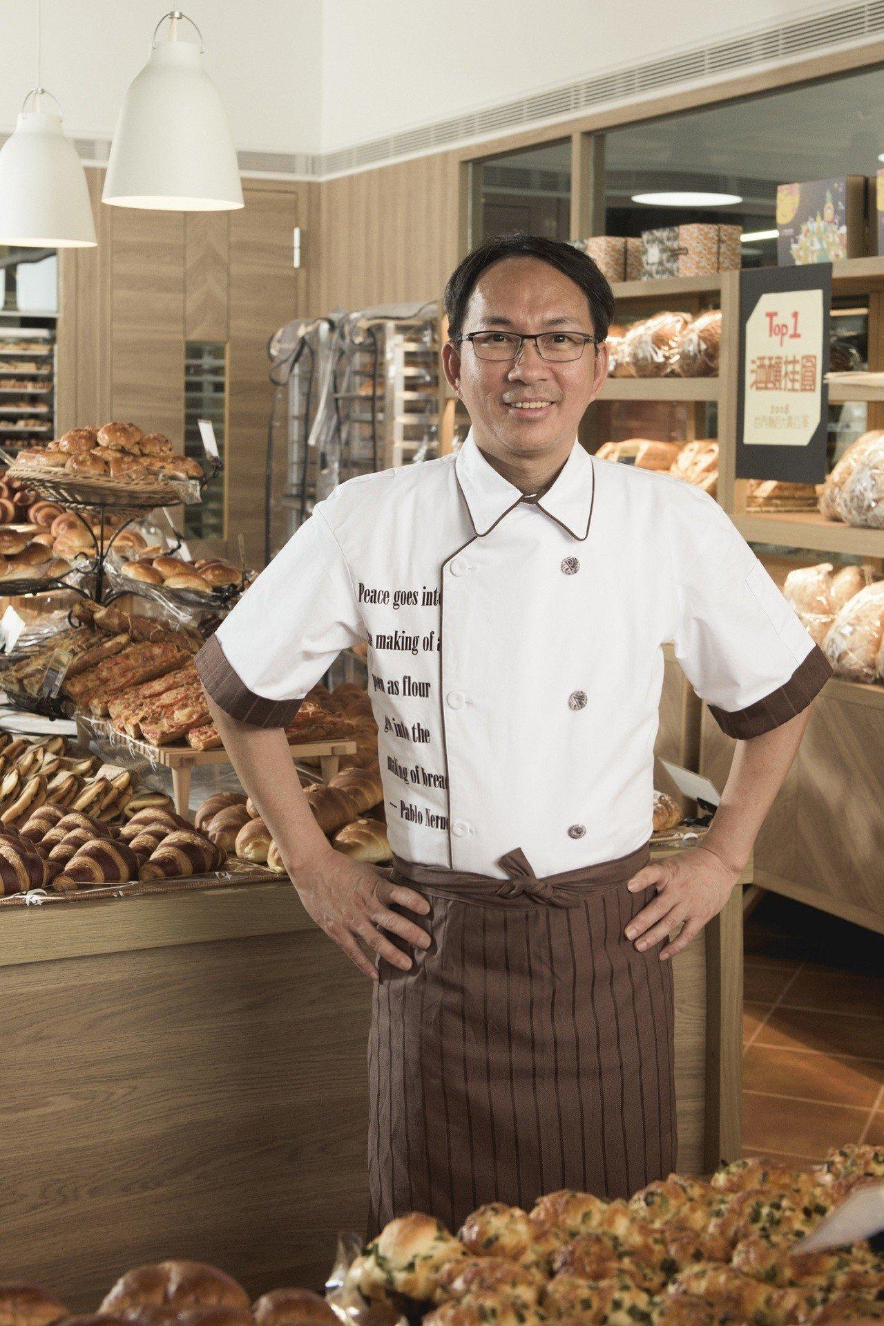 韓國瑜今天首度要麵包師吳寶春合體拚經濟,一定會引發各界矚目。圖/本報資料照片