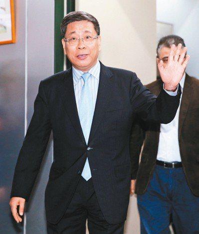 雙城論壇預計20日在台北登場,上海市台辦主任李文輝(見圖)今前往台北市政府商談論...