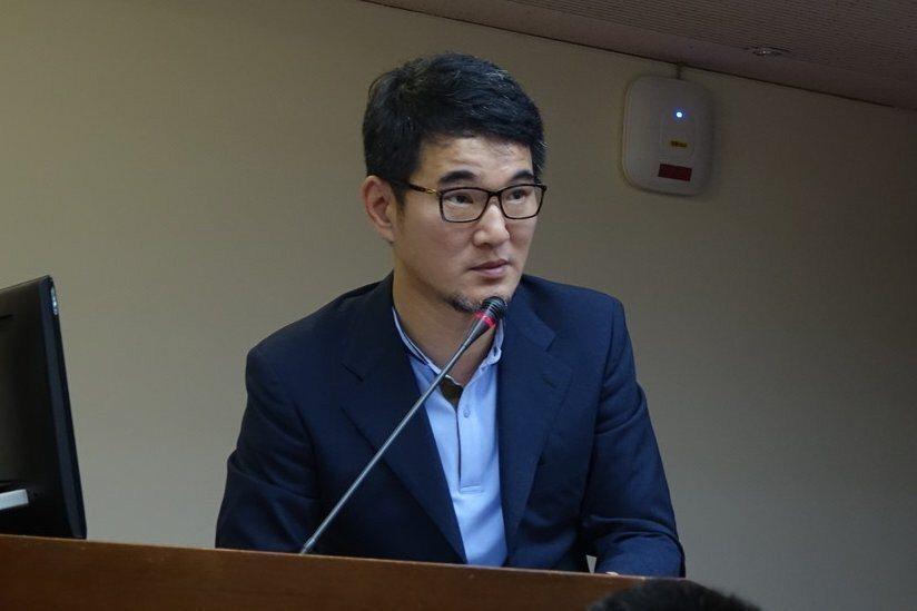 民進黨籍立委劉建國。圖/聯合報系資料照