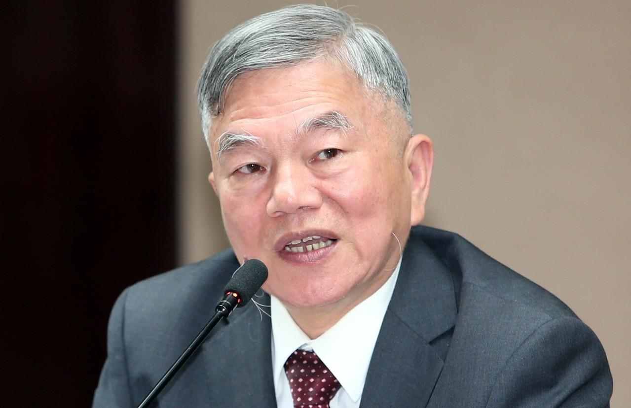 經濟部長沈榮津指出,台灣有些投資案在進行,包括離岸風電和前瞻基礎建設軌道建設都受...
