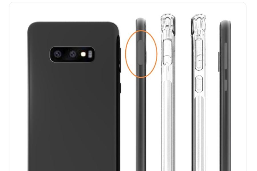 S10 Lite概念圖疑似曝光。圖擷自推特