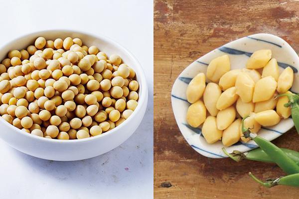 銀杏果。 圖片來源/《營養師教你跟著四季吃健康》