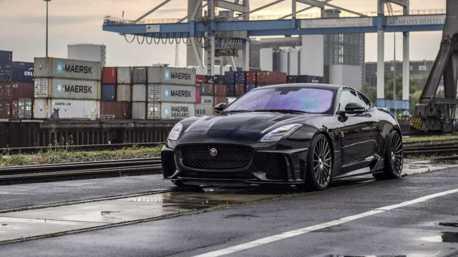 聲浪片/Jaguar F-Type SVR經德國改裝廠Arden巧手 化身703匹道路猛獸