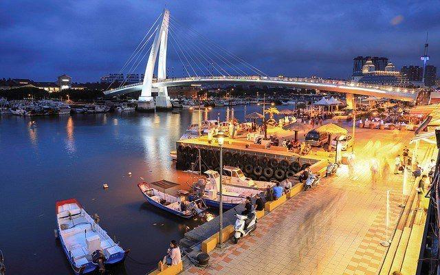 漁人碼頭。 圖/KENT FAN via Flickr