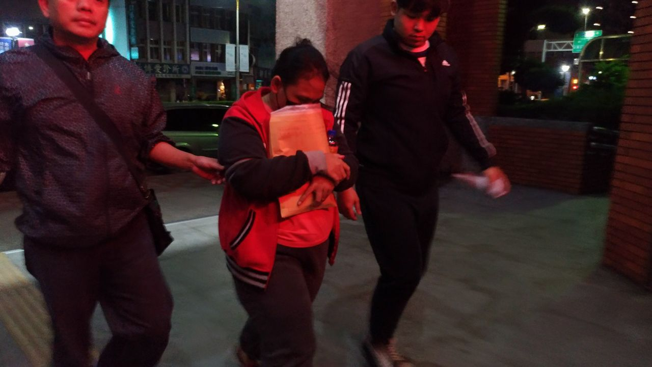 生母SISKA也是印尼籍逃逸移工。記者林昭彰/攝影