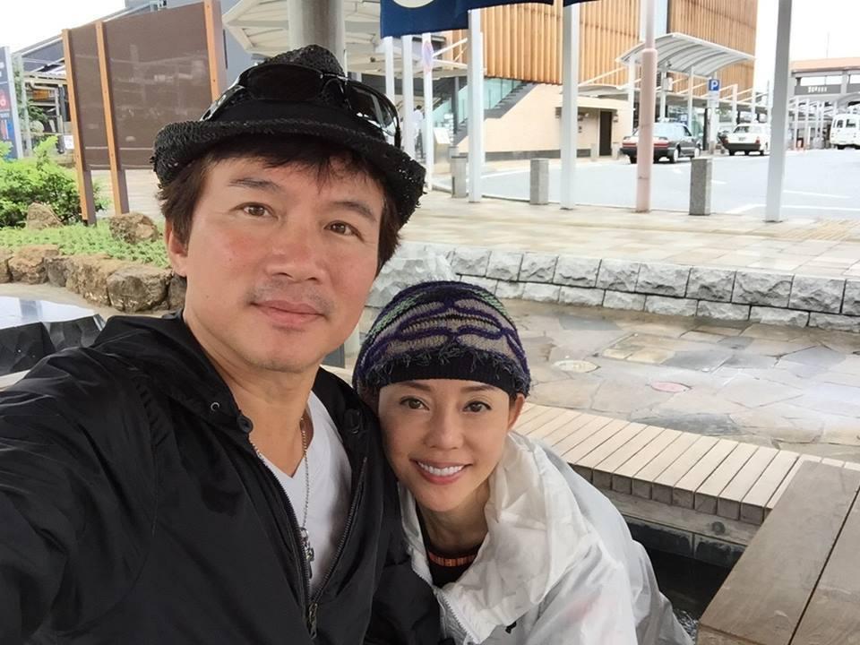 孫鵬、狄鶯為救兒停工8個月。圖/摘自臉書