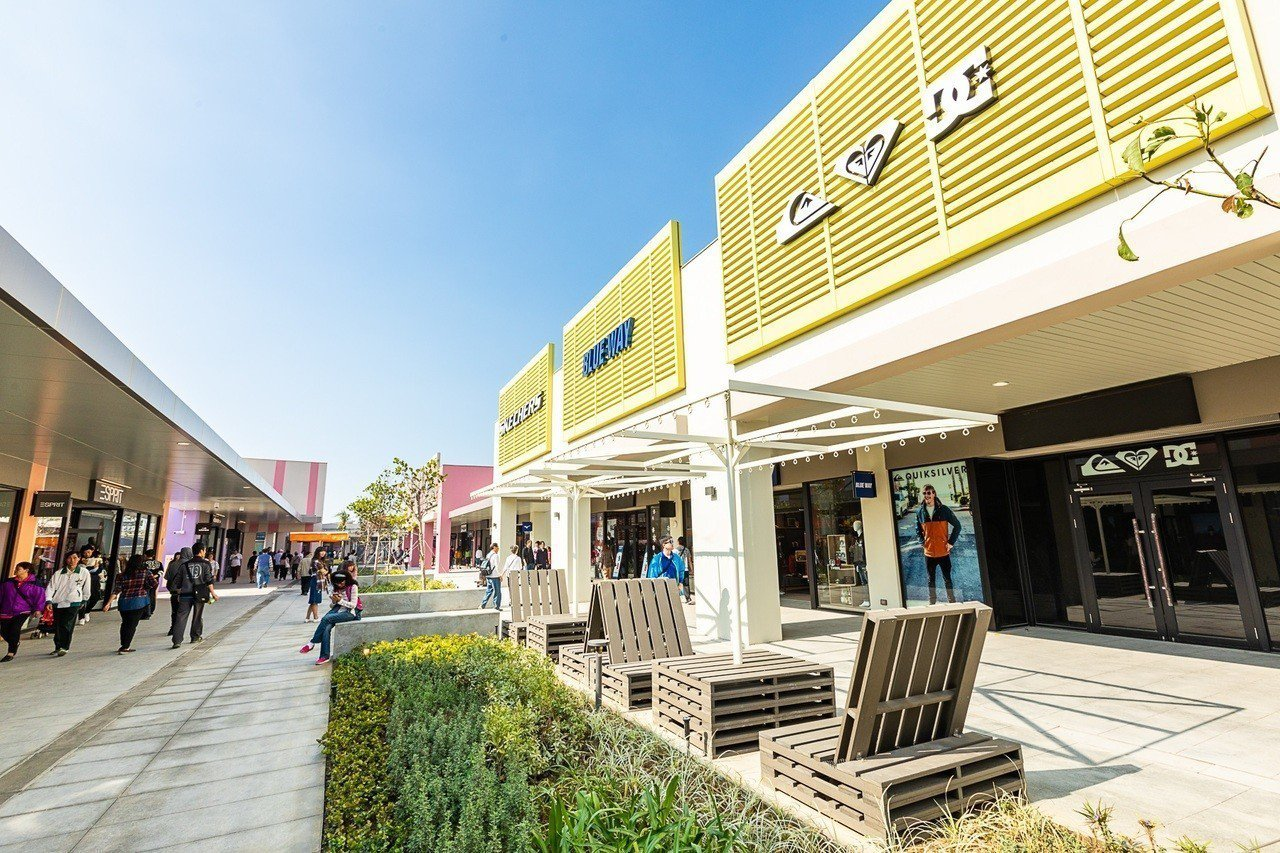 三井台中港集合超過170家國內外知名品牌。圖/三井提供