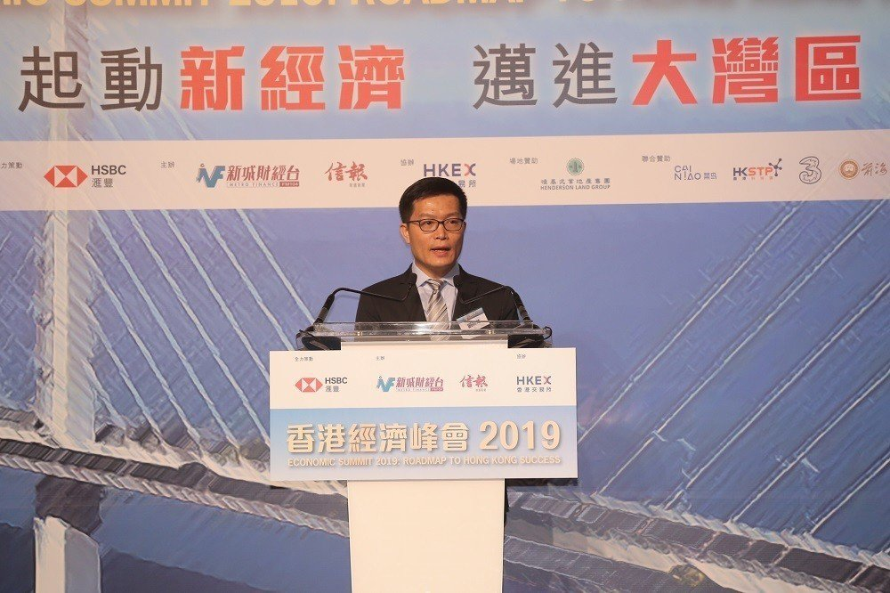 菜鳥網路國際執行總經理劉朔湖。阿里巴巴/提供