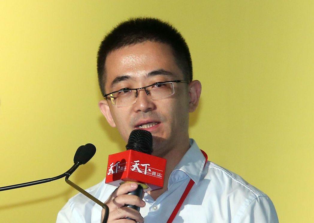 「大眾點評」聯合創始人龍偉,曾來過台灣。 圖/聯合報系資料照片