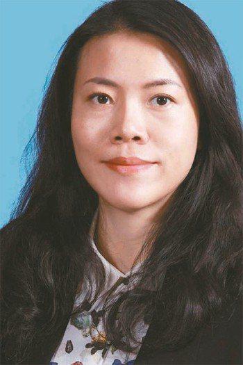 女首富楊惠妍。 聯合報系資料庫