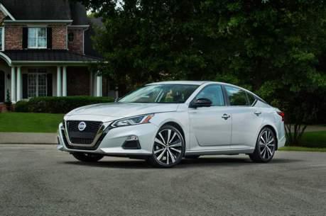 加拿大2019 Nissan Altima標配AWD 但居然沒有VC-Turbo引擎!
