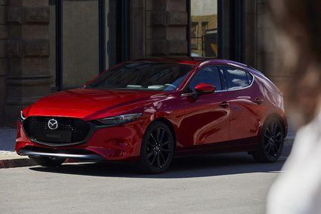 有手排並搭配大馬力引擎!美規Mazda3動力初步確認