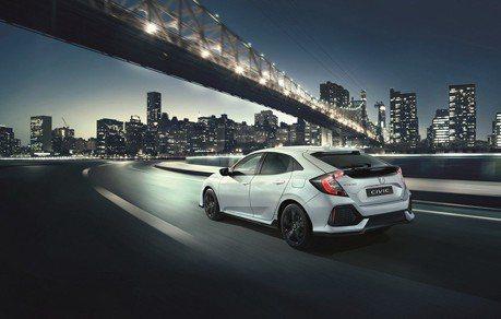 Honda Civic Sport Line登入英國!售價2.2萬英鎊起跳