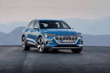 Audi將陸續發表入門與頂規E-Tron電動休旅車