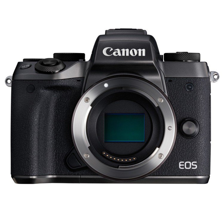 Canon EOS M5 單機身(公) 雙12搶購價11,999元。圖由廠商提供...