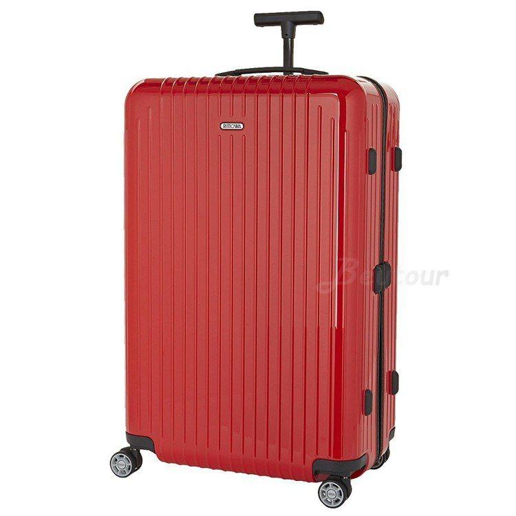 Rimowa Salsa Air 29吋中型行李箱 雙12搶購價9,999元。圖...