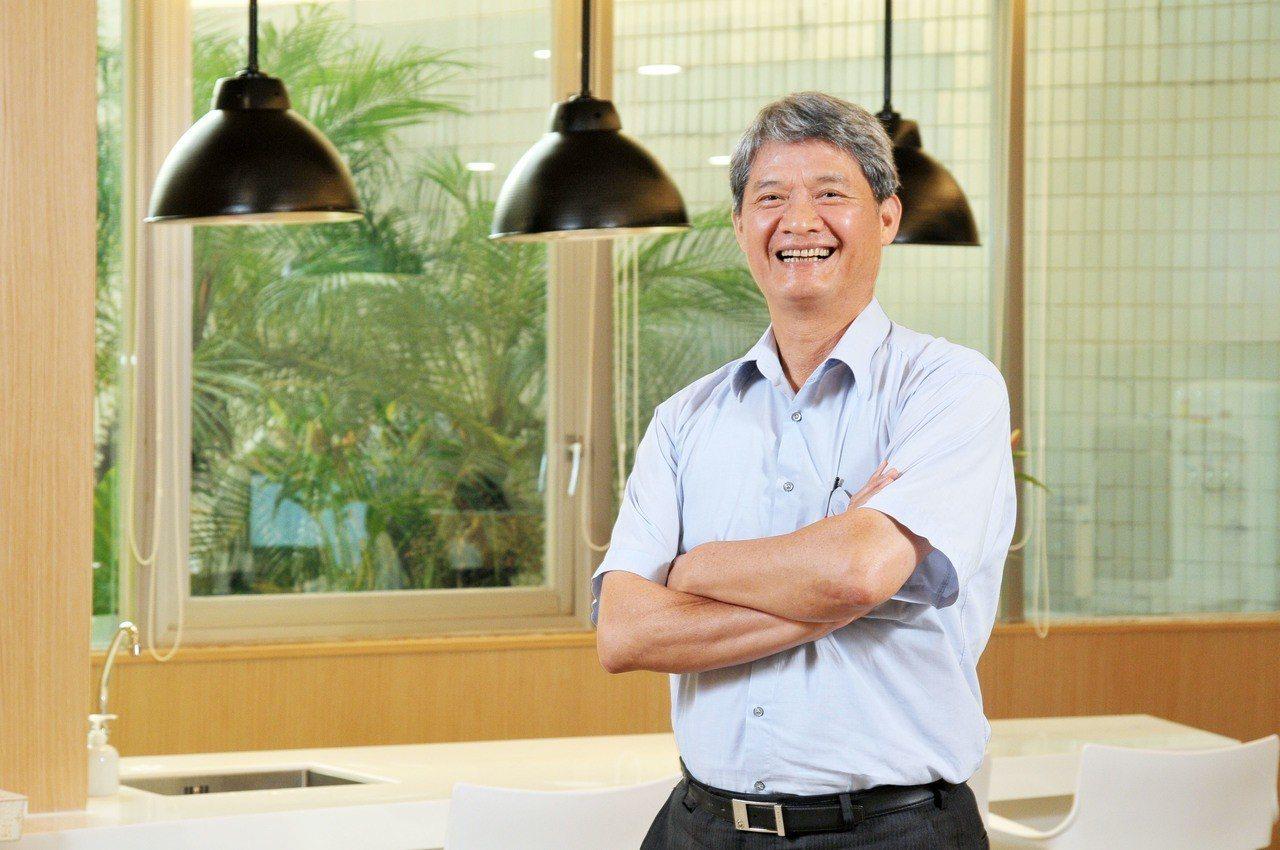 工研院產業服務中心主任劉佳明。