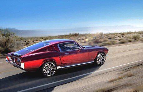 俄羅斯新創公司想打造840匹馬力電動Mustang跑車?