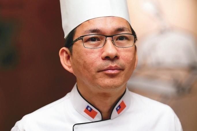 曾獲世界麵包大師賽冠軍的知名麵包師傅吳寶春。圖/報系資料照