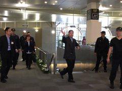 李文輝下午返中國大陸 未回應吳寶春事件
