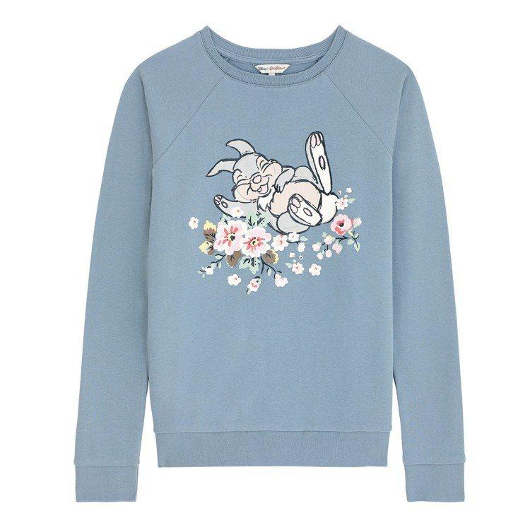 Disney X Cath Kidston小鹿斑比系列Bambi好朋友衛衣,2,...