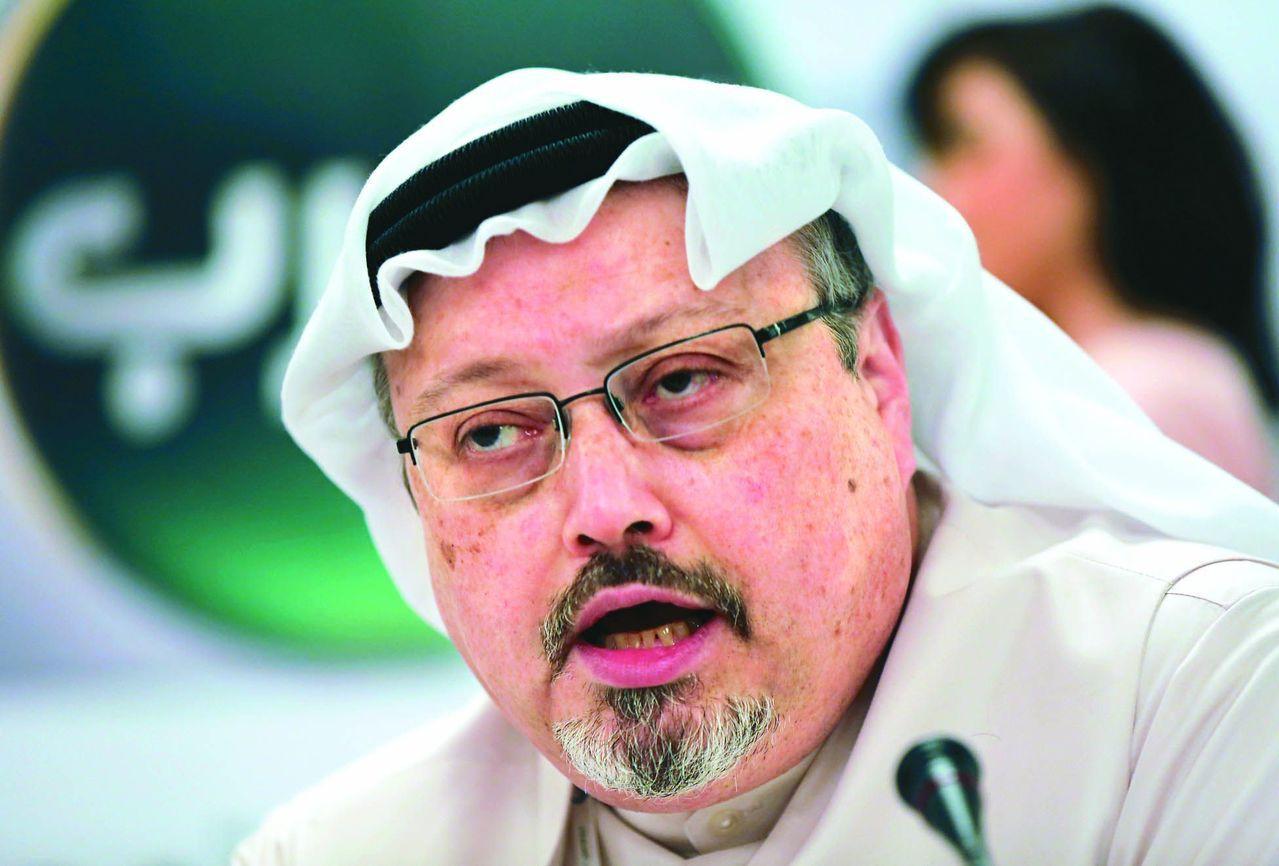遭謀殺的沙烏地阿拉伯記者哈紹吉。 (美聯社)