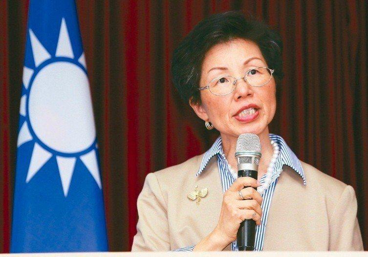 海基會董事長張小月。 圖/聯合報系資料照片