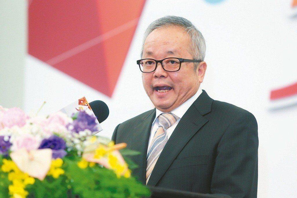 行政院副院長施俊吉。 圖/聯合報系資料照片