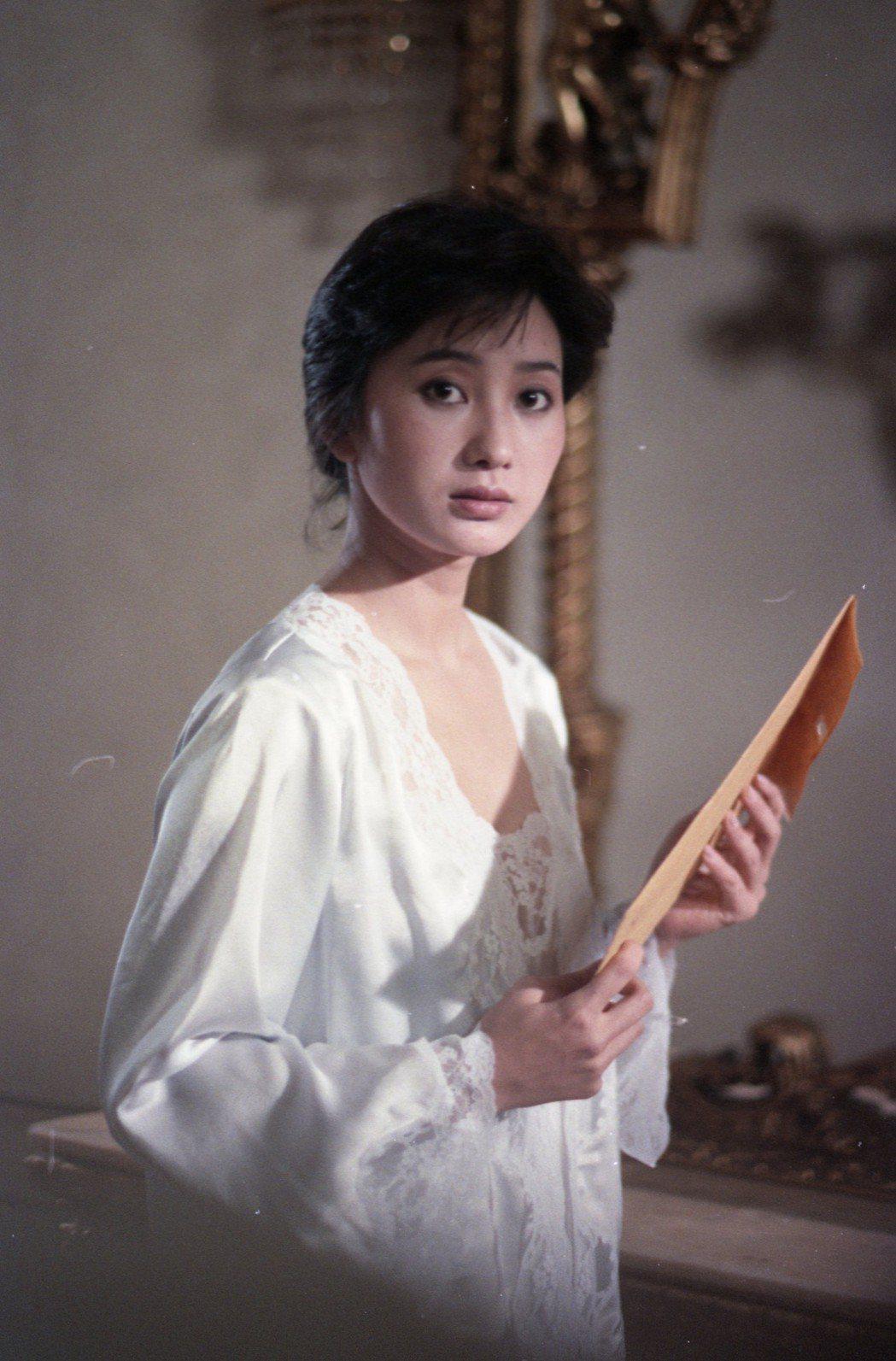 蘇明明以前演出過不少電影與電視劇。 圖/聯合報系資料照