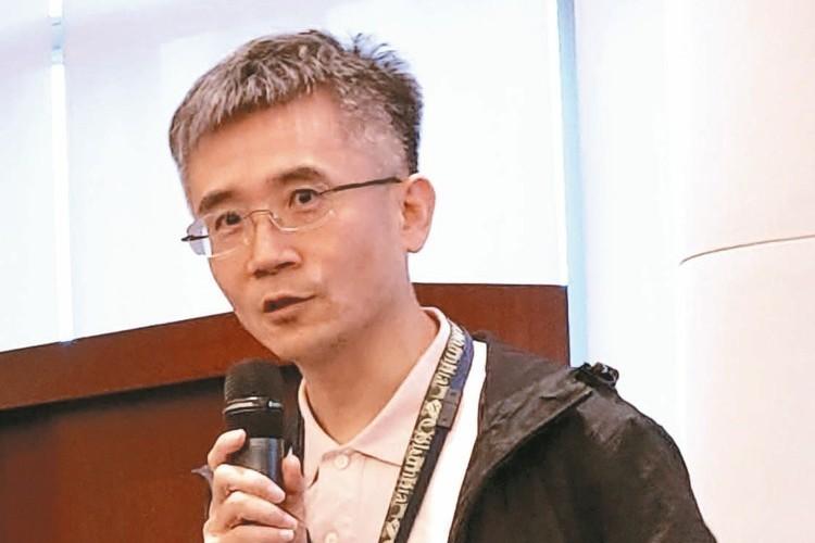 大中總經理薛添福。 記者鐘惠玲/攝影