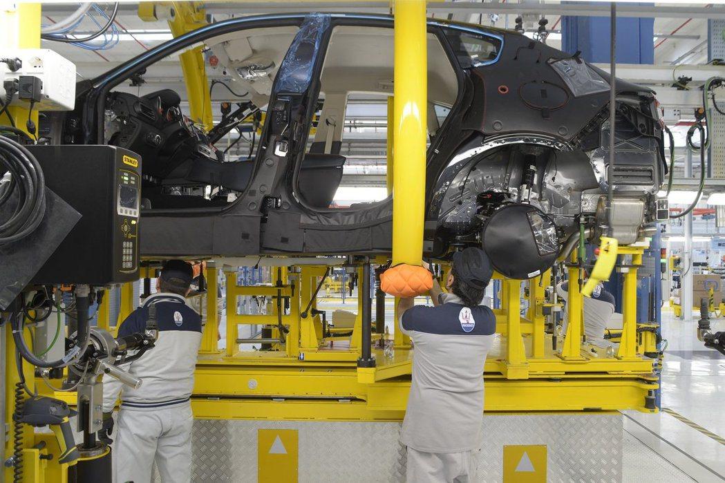 FCA集團(Fiat Chrysler Automobiles)準備重整位於義大...