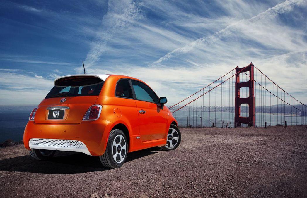 新世代Fiat 500e預計將在義大利杜林Mirafiori的工廠生產。 摘自F...