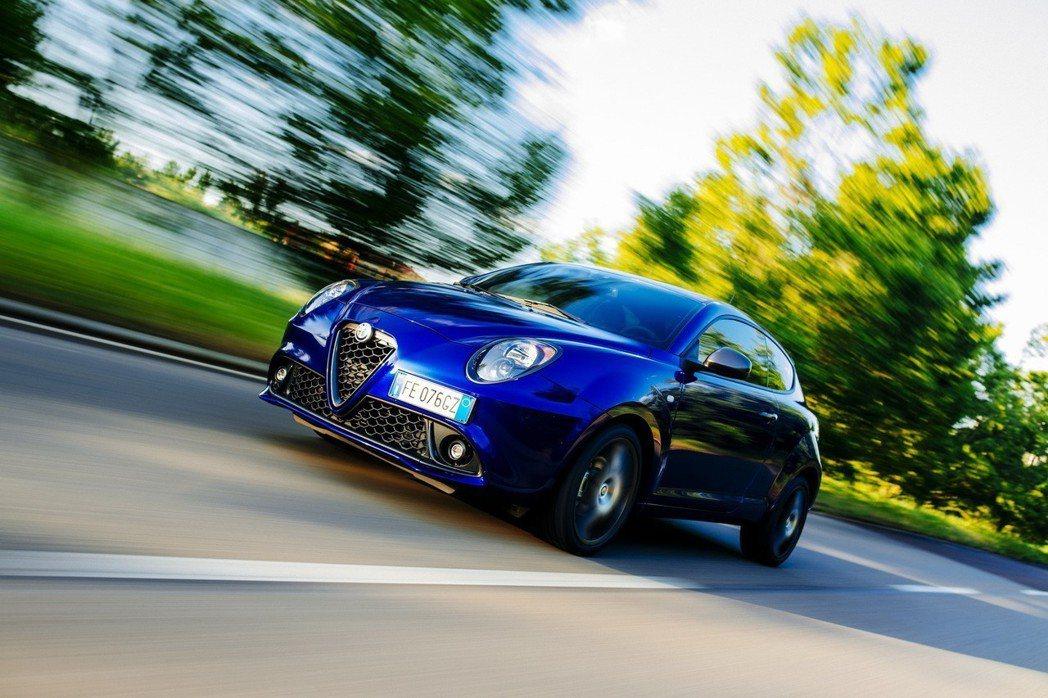 三門車型設定的Alfa Romeo MiTo,因為已漸漸不受消費者喜愛,導致銷量...