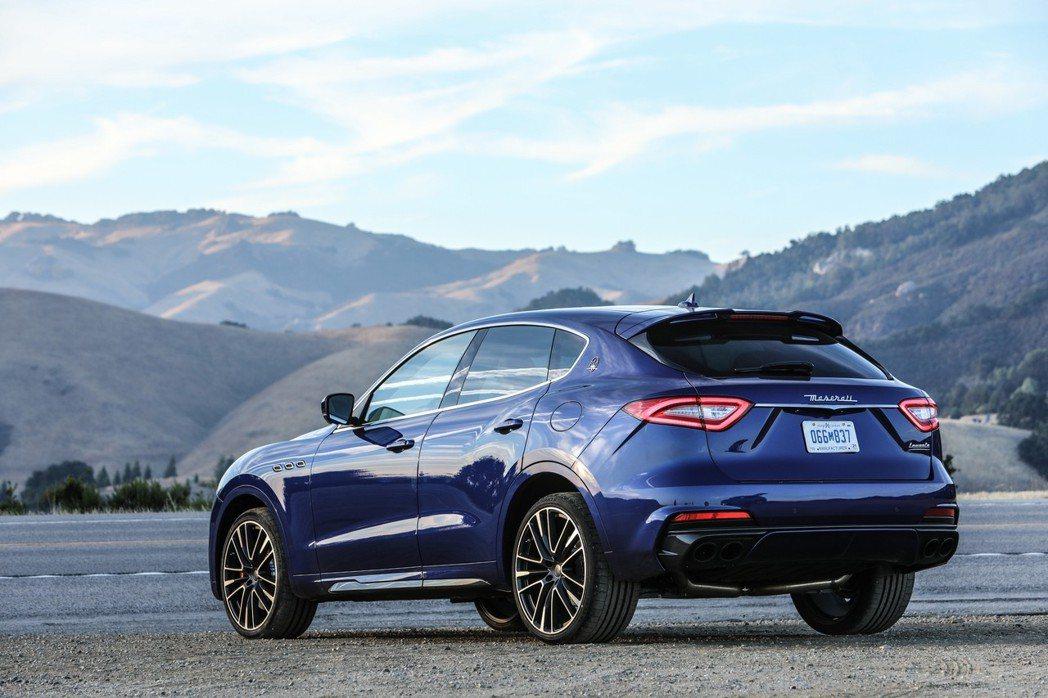 對於Maserati Levante而言,2018年的銷售表現比起剛發表時的新車...