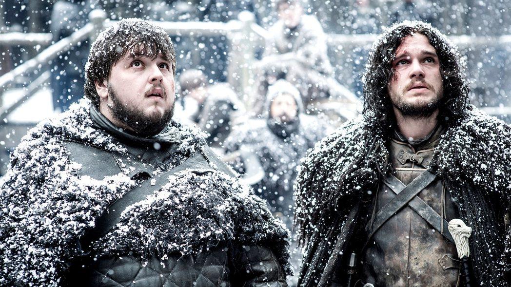 「凜冬將至。」這在瑞典可不是一句逗趣的台詞而已。 圖/《冰與火之歌》
