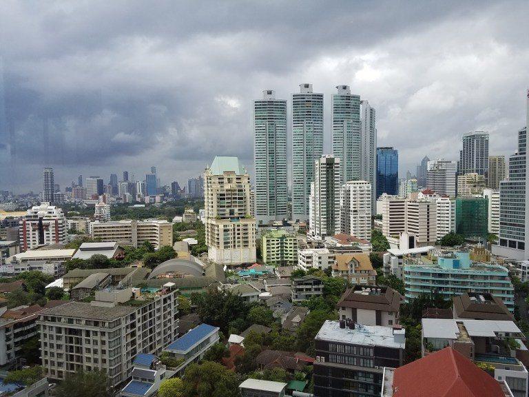 當天曼谷的天氣不太好 圖文來自於:TripPlus