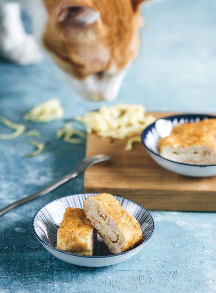 圖/遠足文化《與貓的好味時光:第一本貓與貓奴的鮮食共享料理,從做點心開始,享受你...