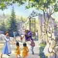 東京迪士尼「美女與野獸」新園區曝光 超逼真「貝兒」夠驚人!