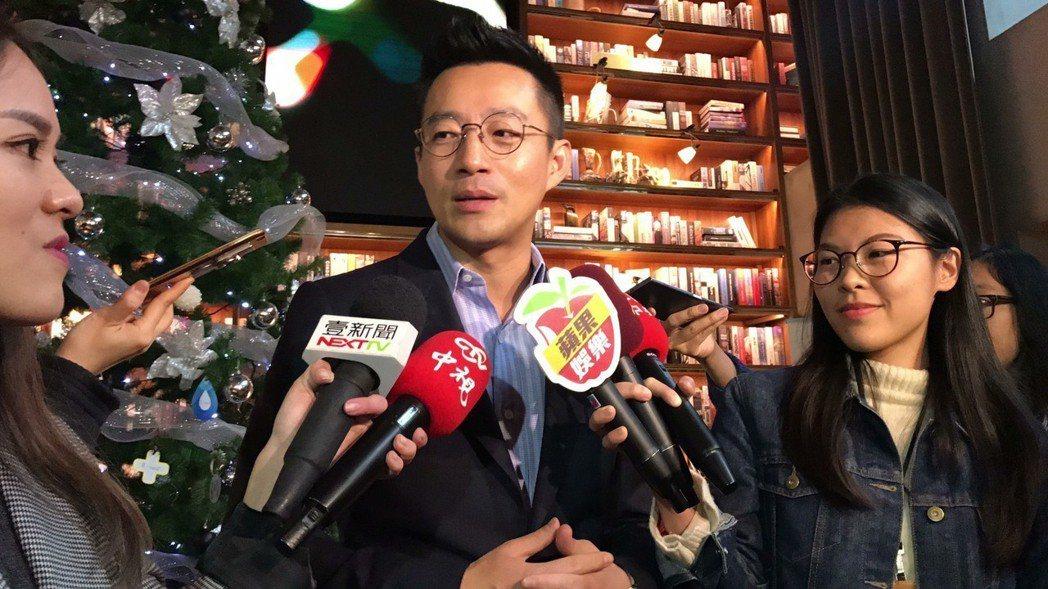 汪小菲被問政治敏感話題,他說自己打北京來,受到台灣許多照顧,很希望大家別把焦點放...