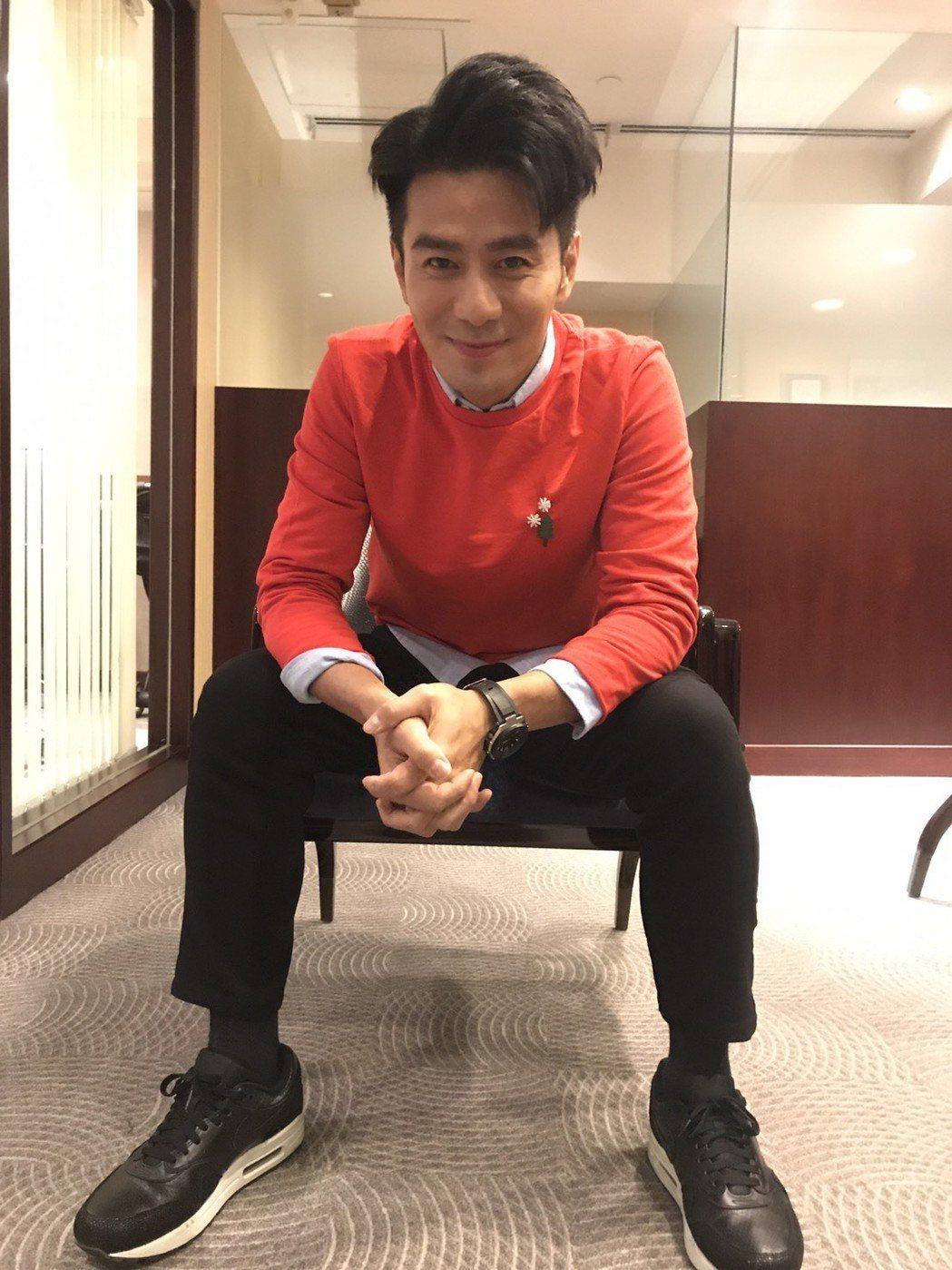 郭彥均靠飲食控制和運動,短短時間瘦下8公斤。記者葉君遠/攝影